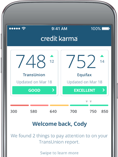 Chase credit score journey